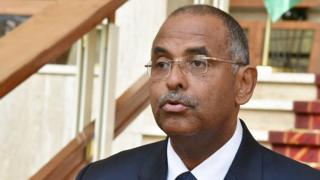 Patrick Achi, secrétaire d'Etat ivoirien