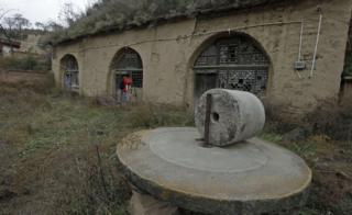 The cave where President Xi once lived