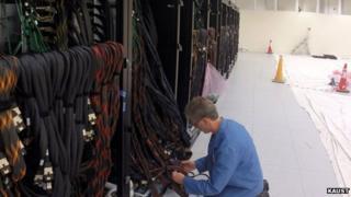 Shaheen II supercomputer