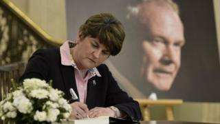 NI might not see McGuinness' like again, says Foster