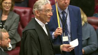 House of Lords Brexit vote announced