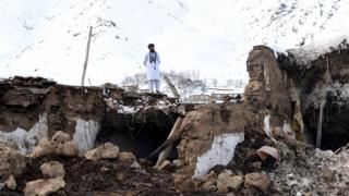 برف و بهمن در افغانستان؛ ۱۱۹ نفر در سه روز کشته شدند