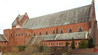 St Laurence's RC Church, Greenock (1951-54)
