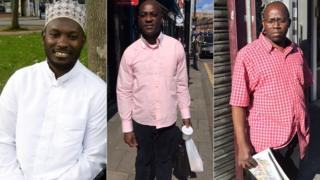 African migrants living in the UK who told the BBC they supported Brexit