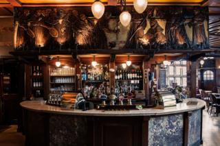 The Blackfriar pub - Blackfriars, London