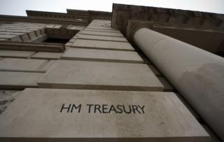 Treasury building