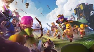 Artwork for Clash of Clans