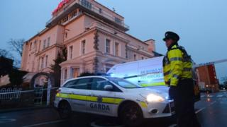 David Byrne was shot dead when masked gunmen open fire at a boxing weigh-in event at Dublin's Regency hotel earlier this month