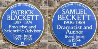 Who deserves a blue plaque? - BBC News