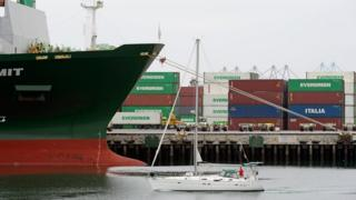 Port of Los Angles