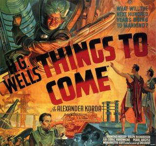 Poster for Thing to Come