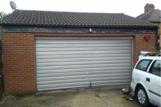 Braunstone Town garage home