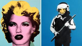Banksy art to go on display in Rome