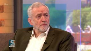 Jeremy Corbynon Peston on Sunday (29/1/17)
