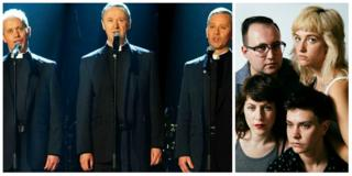 Priests collage
