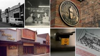 Archive photos of the Golden Torch in Stoke-on-Trent