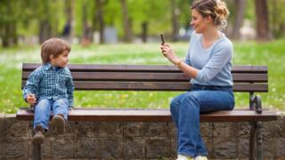 Should children ban their parents from social media?