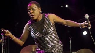 Sharon Jones in Rotterdam, 2014