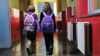 Generic school pupils