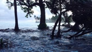 Marshalls flooding