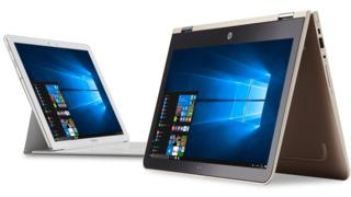 Windows 10 on two laptops