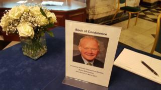 Martin condolences