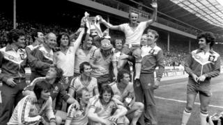 Southampton's FA Cup win in 1976