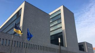Europol headquarters in The Hague
