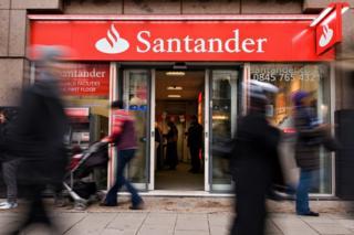 santander branch