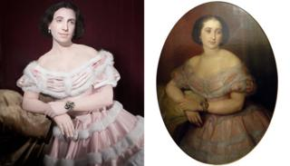 Fuchs e Dona Benjamina Elespuru y Martinez de Pinillos