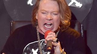 Music News LIVE: Axl Rose joins AC/DC
