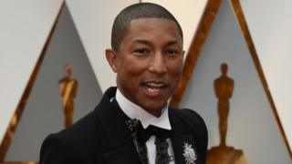 Pharrell a musical
