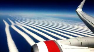 The image was taken on a flight from Perth to Adelaide