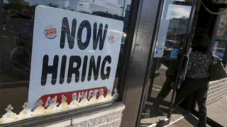 US jobs market shows weakness in April