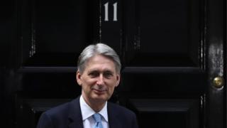 Chancellor Philip Hammond