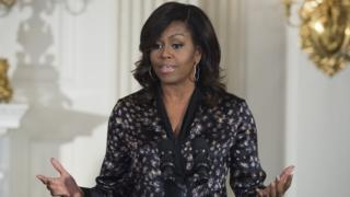 The First Lady is one of the most popular figures in American politics