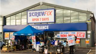 Screwfix boosts Kingfisher's profits