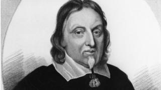 Speaker William Lenthall
