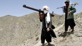 Талибов призывают теперь принимать участие в кампании по посадке деревьев