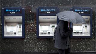 Barclays ATMs