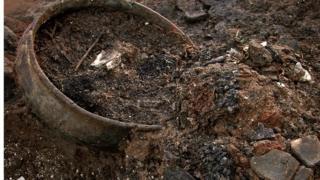 bowl found at Must Farm quarry