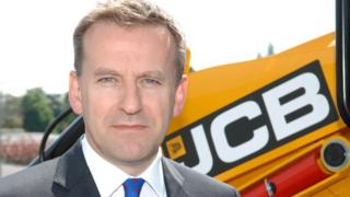 Chief executive Graeme Macdonald
