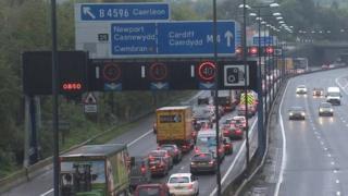 M4 motorway  Wikipedia