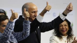 Fabius COP21