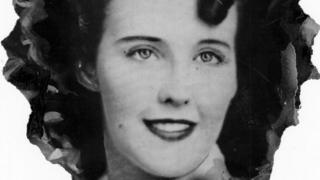 Imagery of Elizabeth short