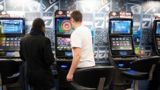 William Hill gambling machines