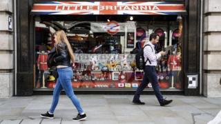 """""""Little Britania"""" shop sign"""