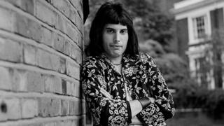 Freddie Mercury en 1973
