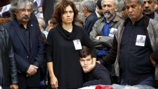 Turkish PM blames Ankara bombing on Islamic State