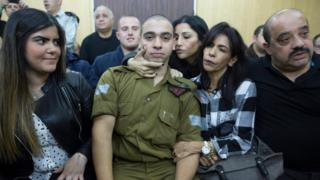 Israeli soldier Elor Azaria convicted over Hebron death